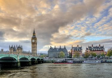 London, UK, top 7 study abroad destinations for 2018