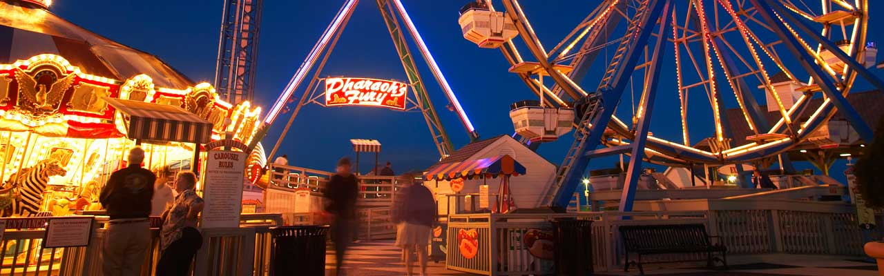 Amusement Parks of the United States