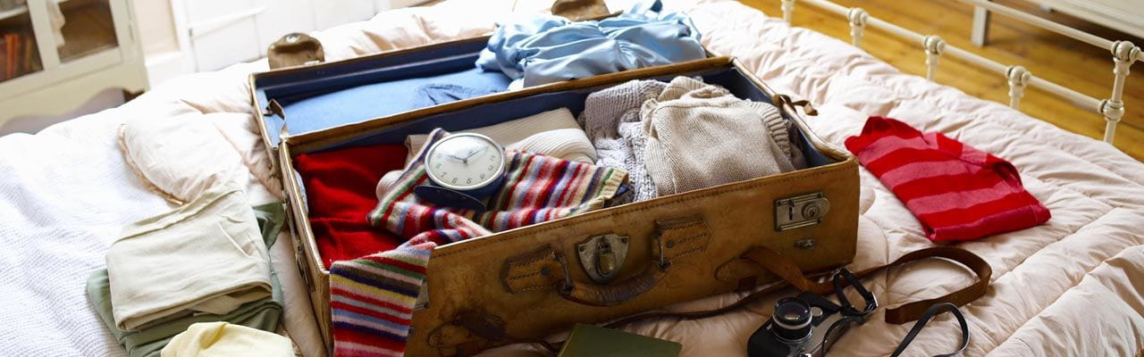 Packing for Missionary Travel