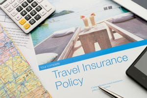 travel medical insurance policy