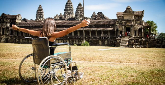 Traveling with Mobile Disabilities: It's All About Planning Ahead