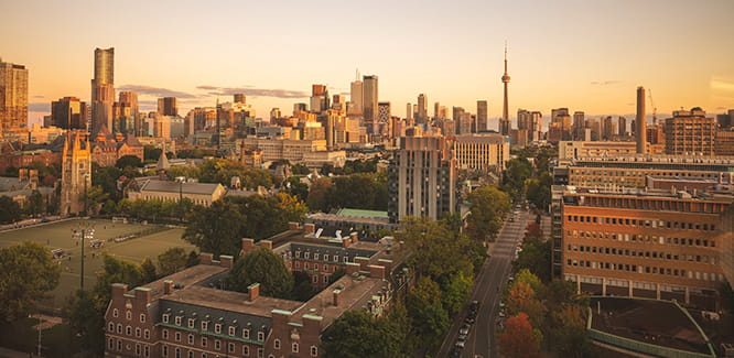 picture of the university of toronto
