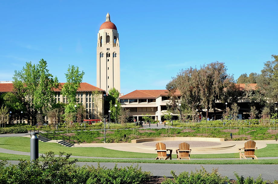 picture of stanford university campus