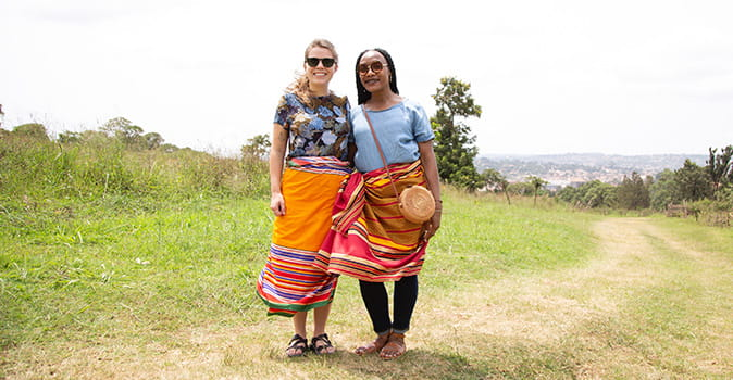 two-mission-travelers-to-uganda-smiling-for-the-camera
